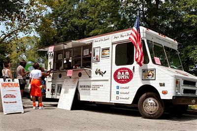 Food truck zalety